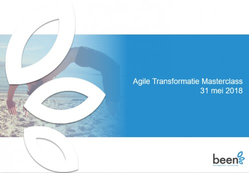 Agile Transformatie Masterclass