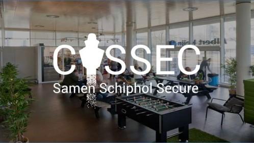 Cyber ontbijtsessie @ Schiphol Oost – Wees de hacker voor!