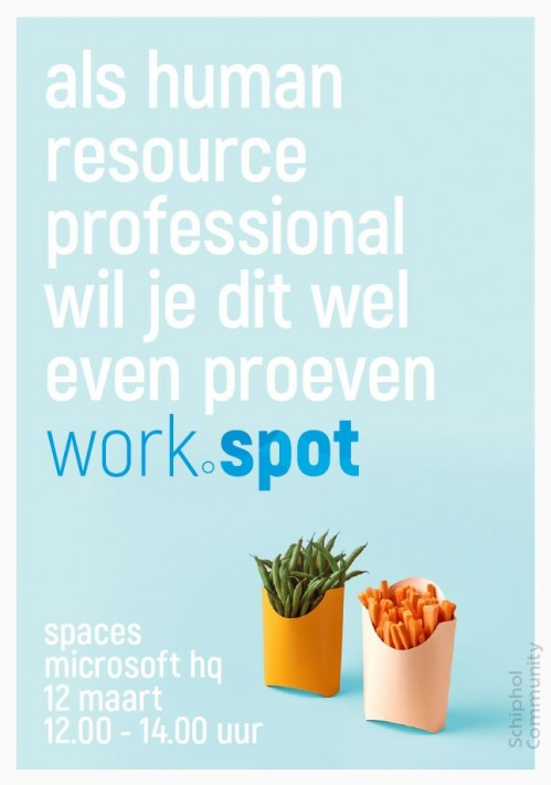 Proef Spot: Exclusief event voor HR professionals