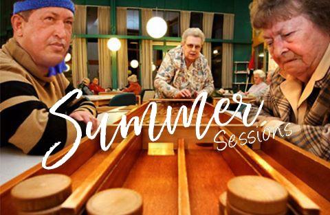 Spot Summer Sessions: Dutch Games