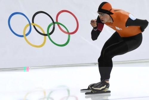 Olympic Speedskating 10KM