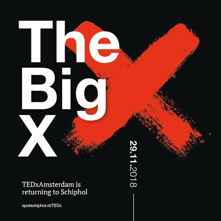 TEDxAmsterdam Side Event 2018