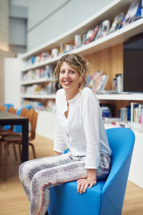 Carolijn Schoofs: Business developer for Schiphol Real Estate