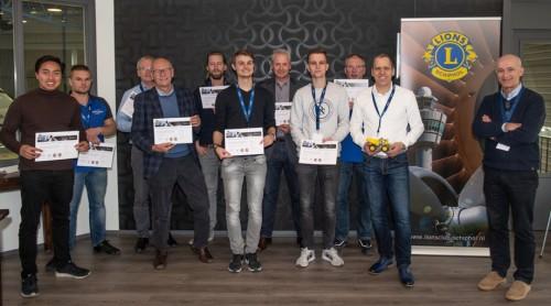 Workshop Lean MRO bij Lionsclub Schiphol