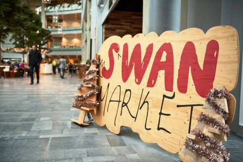 PHOTOS: Swan Market in The Base