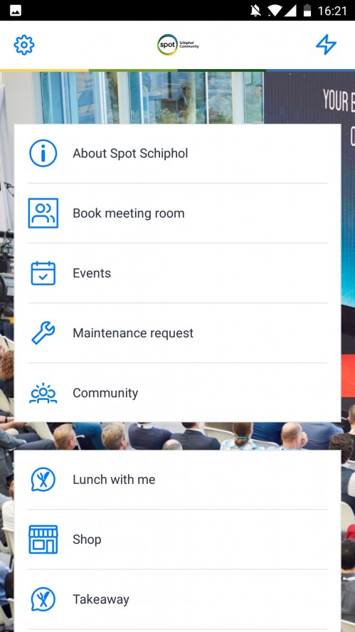 Spot teams up with Office App!