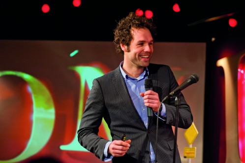 """Thimon de Jong: """"People respond emotionally to technological innovation"""""""