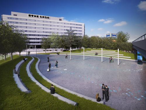 The Square - Schiphol CBD's New Public Square