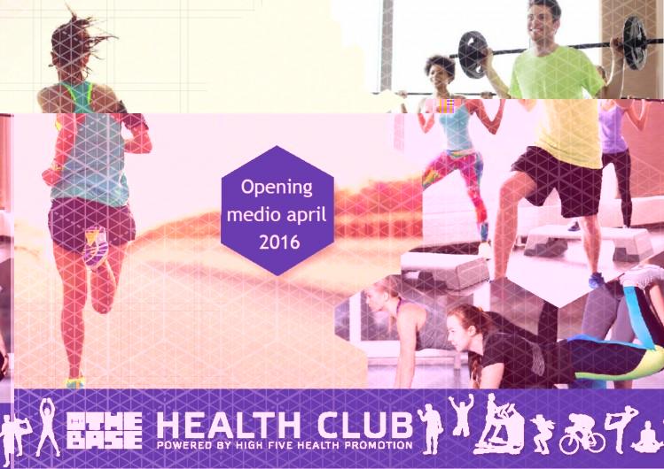 Health Club The Base