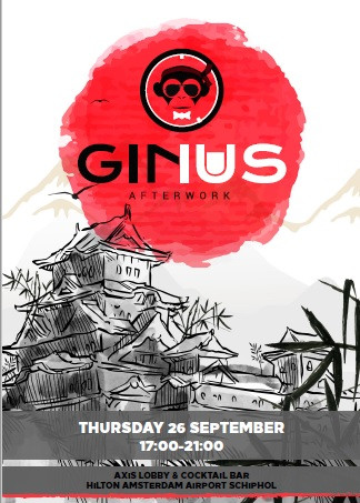 GINius Afterwork - KYOTOxLONDON