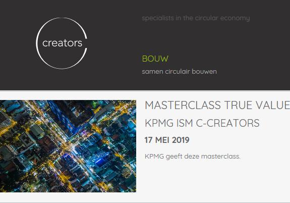 Masterclass True Value