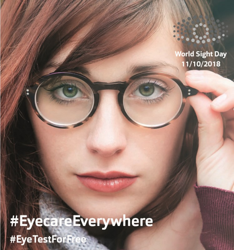 World Sight Day at the Base