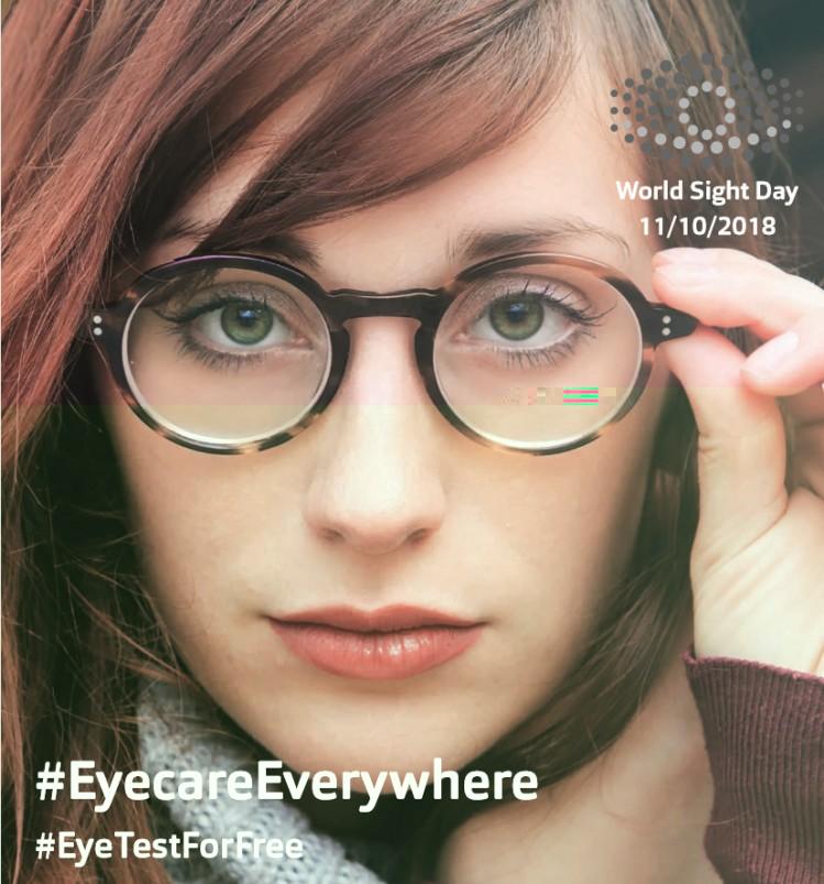 World Sight Day at the Base