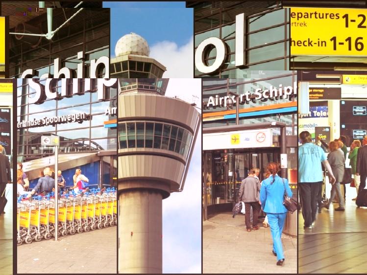 Derde netwerkbijeenkomst voor planners op de luchthaven