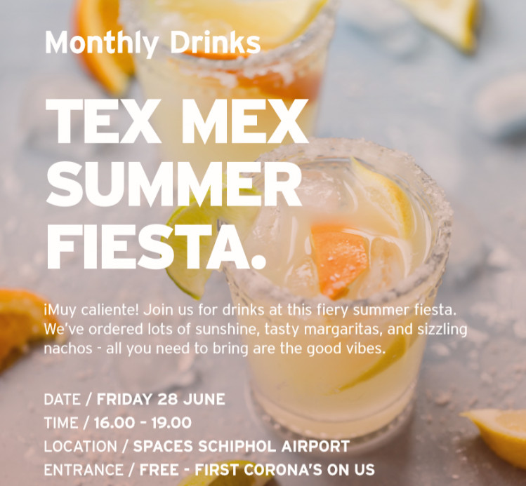Spaces Monthly Drinks: Tex Mex