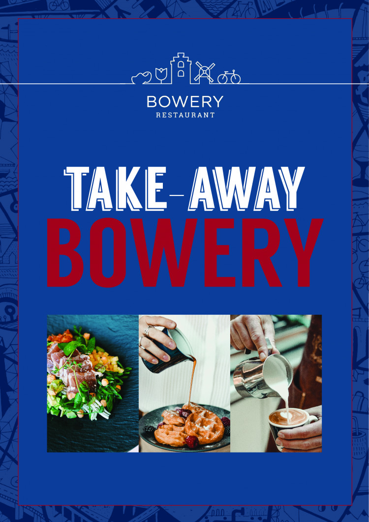 New Grab 'n Go Menu at Bowery