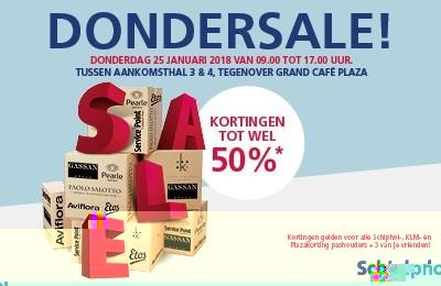 Dondersale 2018