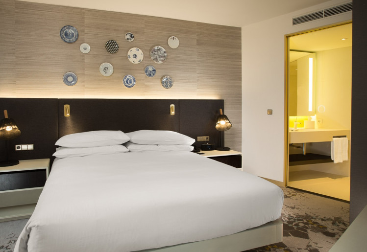 Win a night stay at Hilton Schiphol