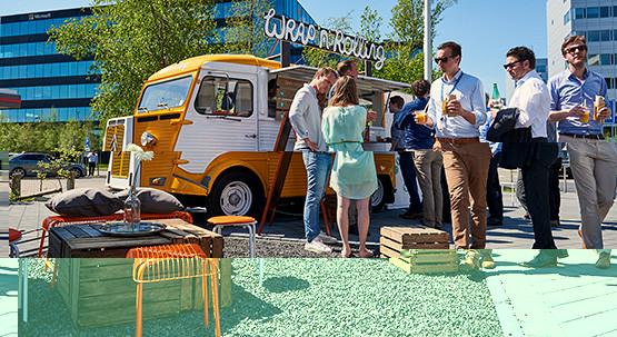Foodtruck Line-up 2019