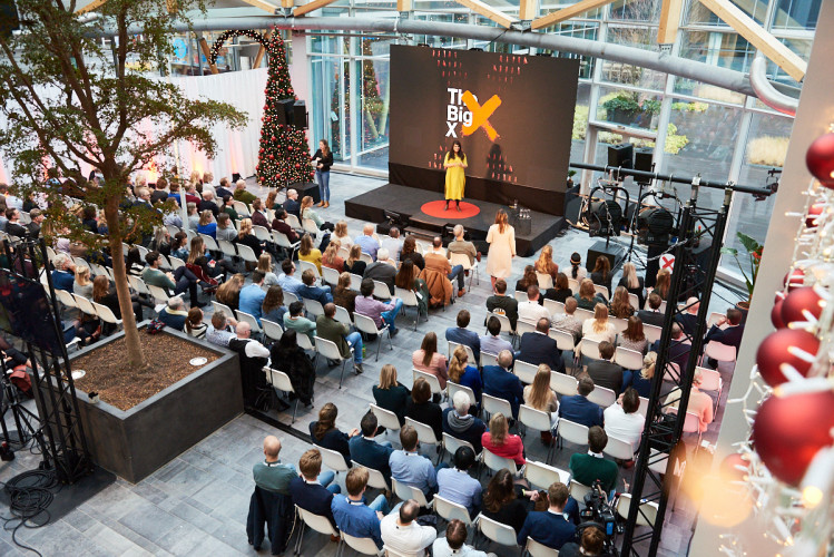 TEDxAmsterdamSalon: Planet Act