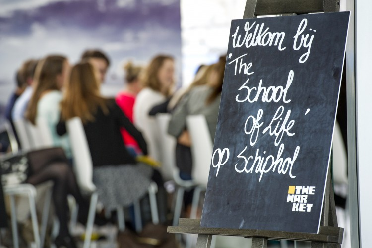 The School of Life: Rust in je hoofd