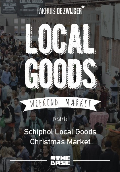 Schiphol Local Goods Christmas Market