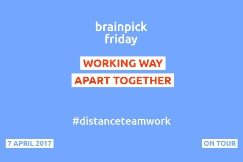 Free Lunch Friday - 'Distance Team Work'