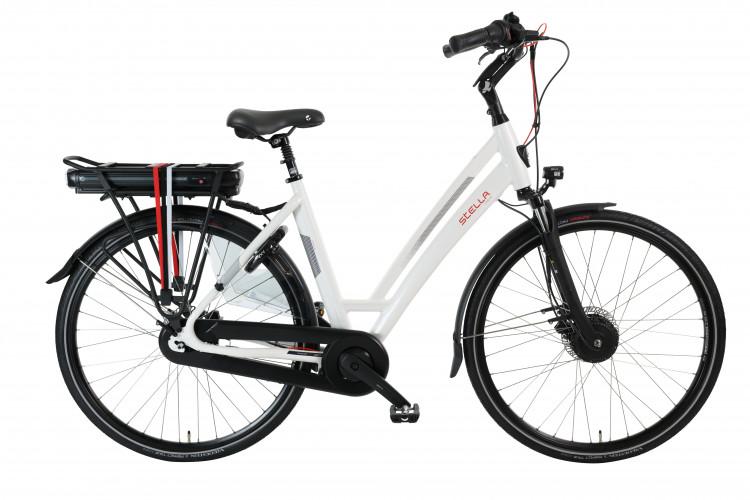 Maak kans op een Stella e-bike t.w.v. €2145 !