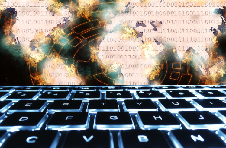 Kick off 2020 - Cyberwarfare: oorlogsvoering in het digitale domein
