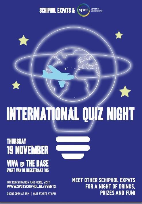 International Quiz Night