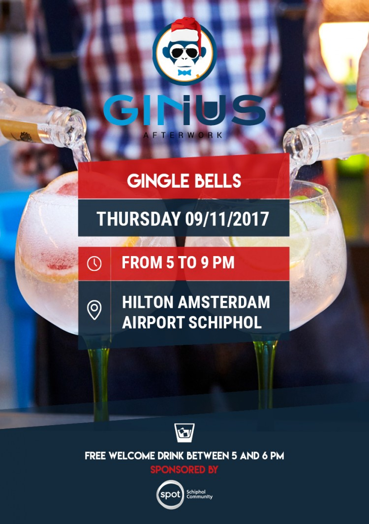 GINius Afterwork - 9th edition