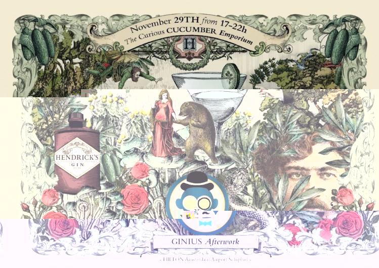 GINius Afterwork - 14th edition