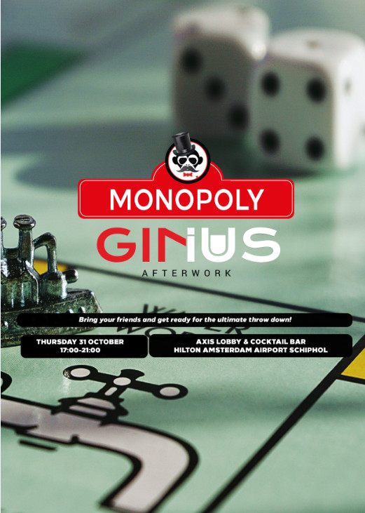 GINius Afterwork - Monopoly Edition