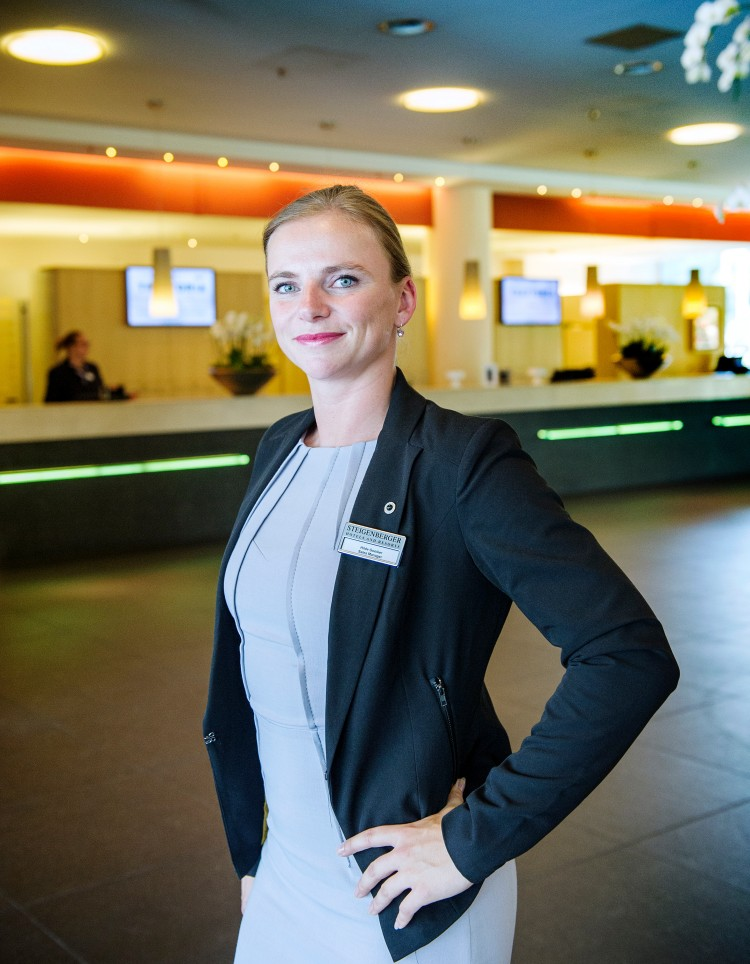 Hilde Gooiker: an ambitious networker with a love of Disney and motorbikes