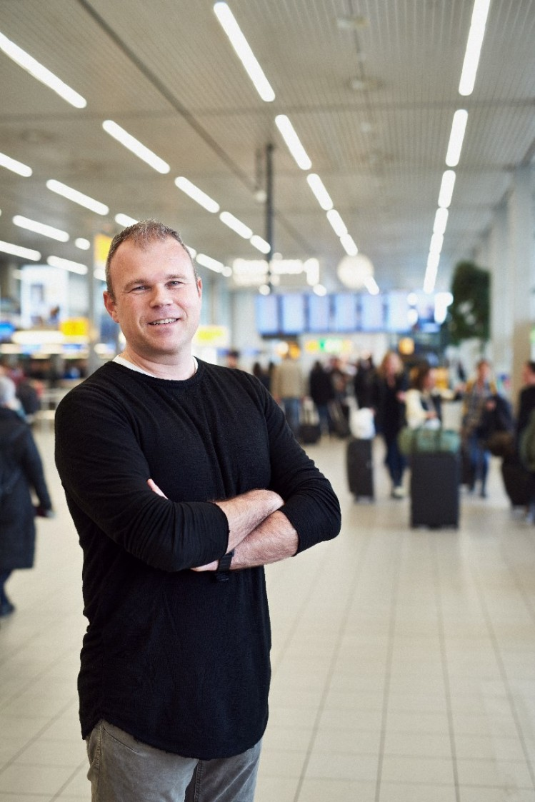 """We can build the best digital airport together"""