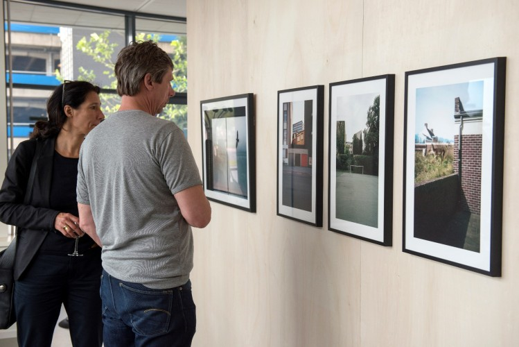 "Foto's opening ""Imaginary Encounters"""