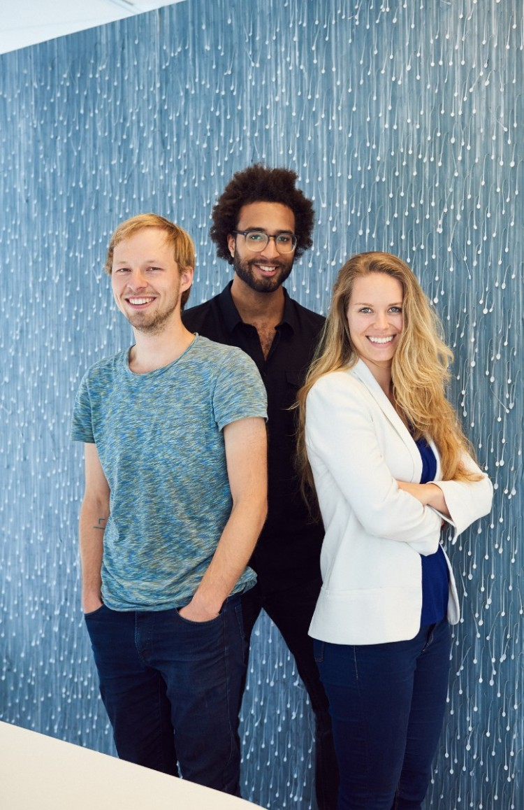 Start-up at Schiphol is working on an environment that stimulates the brain