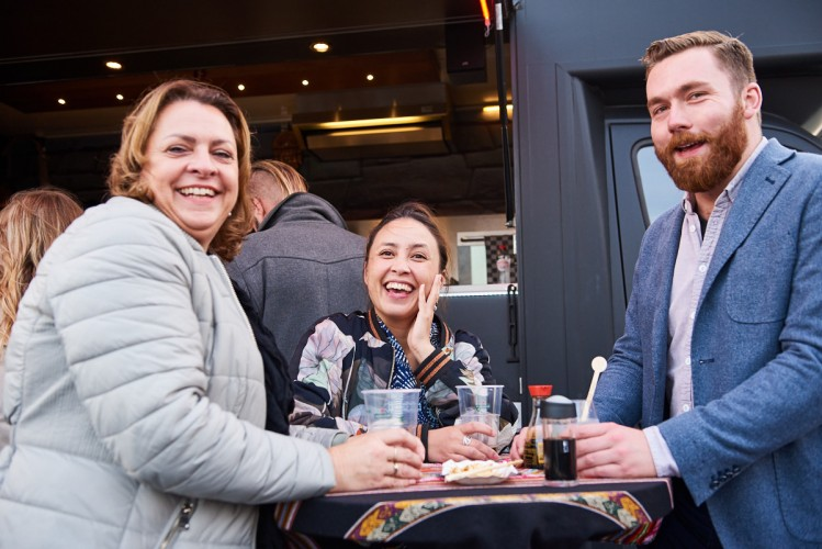 GESPOT: Grand Opening The Square