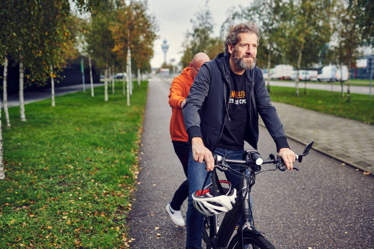 goinGDutch: a healthy lifestyle is just a bike ride away!