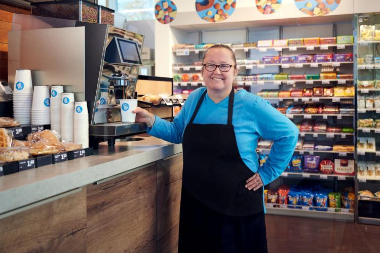 """Corinne van den Bosch: """"It's my store"""""""