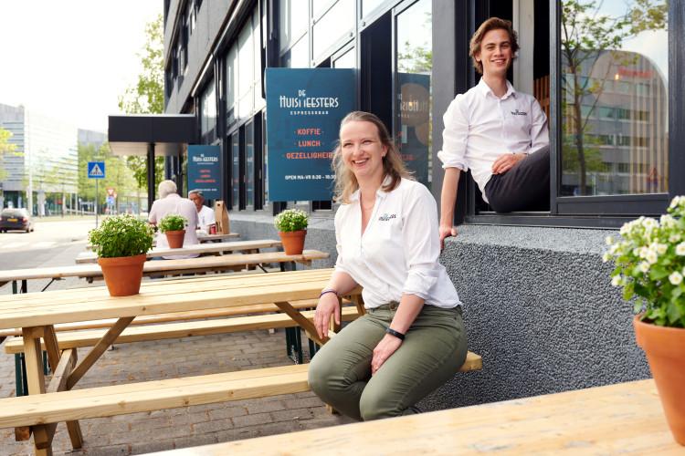 Spot's terrassenlijst: De beste terrassen van Schiphol op een rij