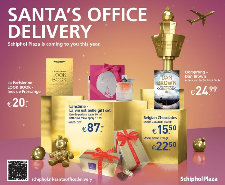Santa's Office Delivery