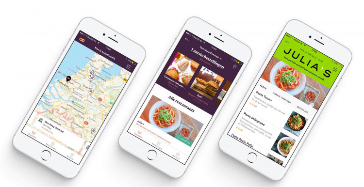 Foodsy app reduces queues and contact moments at Schiphol Plaza