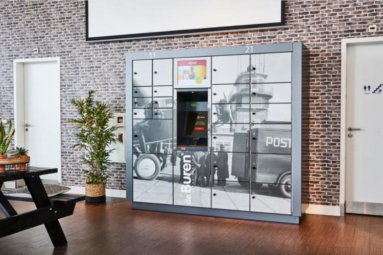 """Kluiswand """"De Buren"""" toegevoegd aan Huiskamer Oost"""