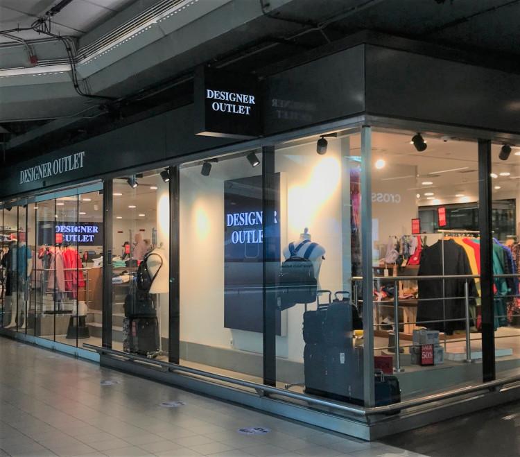 Nieuw op Schiphol: Designer Outlet