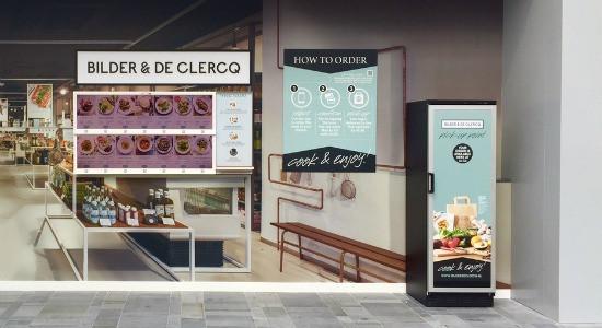 Re-opening of Bilder & de Clercq Wall