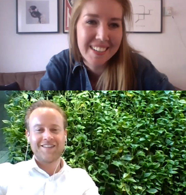 In the Spotlight: video calling with our members