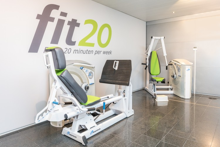Fit in 20 minutes: experience fit20 for free