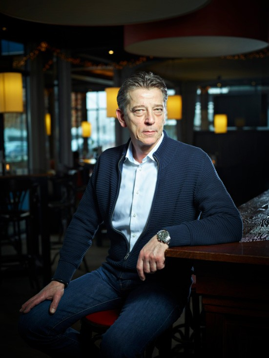 Martin de Zwart: de community builder van Schiphol Oost