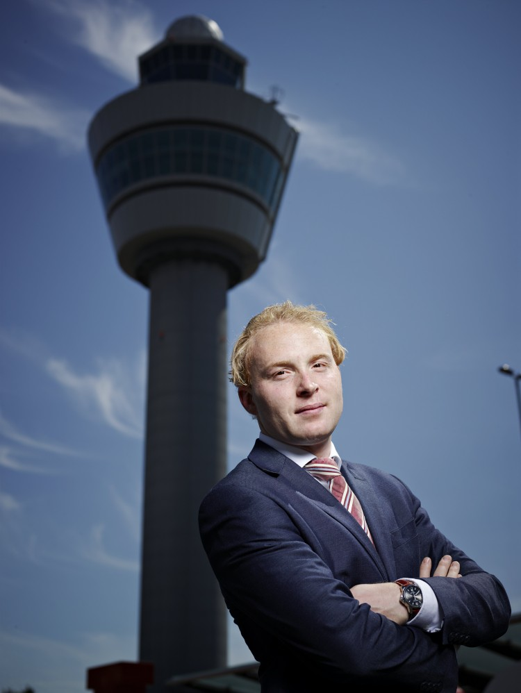 Martijn Schneider: Community banker with a passion for business